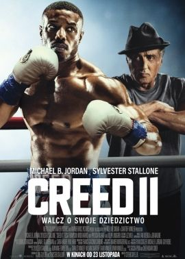 Plakat filmu Creed II