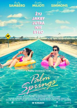 Plakat filmu Palm Springs