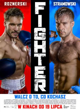 Plakat filmu Fighter