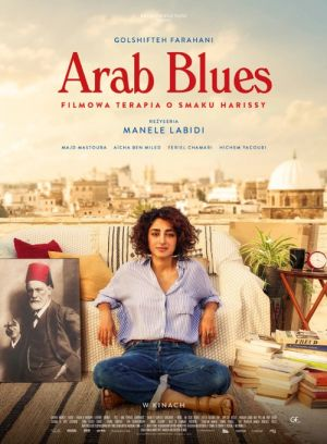 Arab Blues plakat
