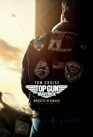Top Gun: Maverick plakat