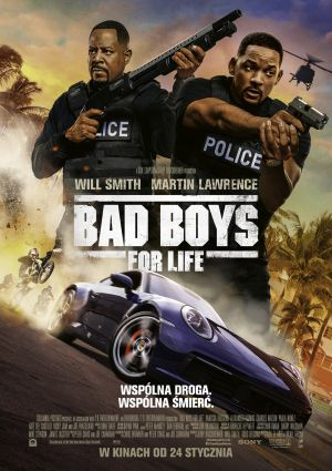 Plakat filmu Bad Boys for Life